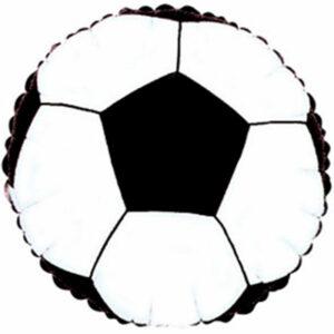 Фольгированный шар. Круг Футбольный мяч