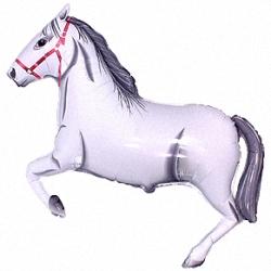 """Фольгированный шар. Фигура """"Лошадь"""""""