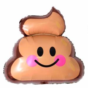 """Фольгированный шар. Фигура """"Шоколадное мороженное"""""""