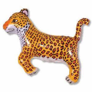 """Фольгированный шар. Фигура """"Леопард"""""""