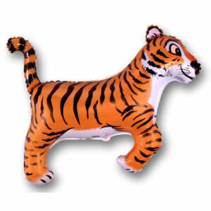"""Фольгированный шар. Фигура """"Тигр"""""""