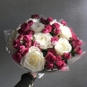 Букет из роз № 2