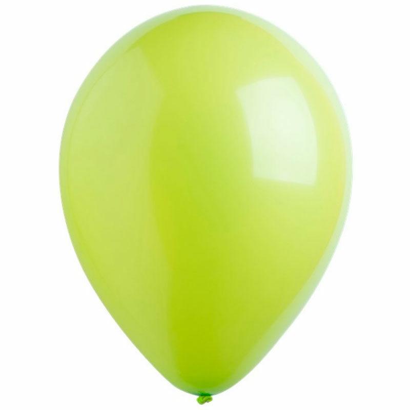 Воздушный шар светло-зеленый