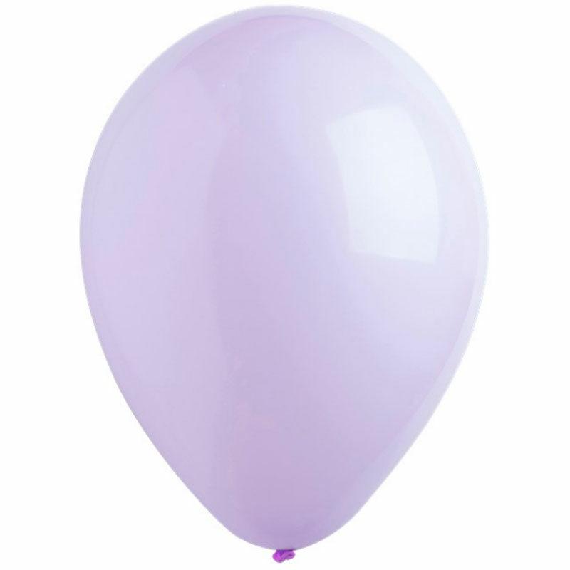 Воздушный шар светло-фиолетовый